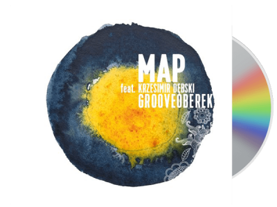 MAP - Grooveoberek CD