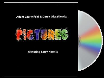 Czerwiński / Oleszkiewicz - Pictures CD