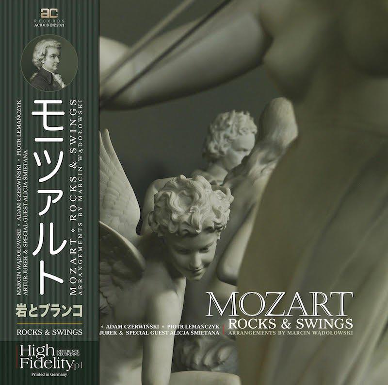 Mozart Rocks and Swings LP